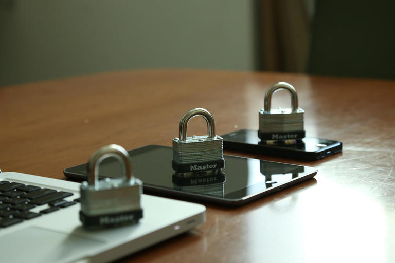photo of locks