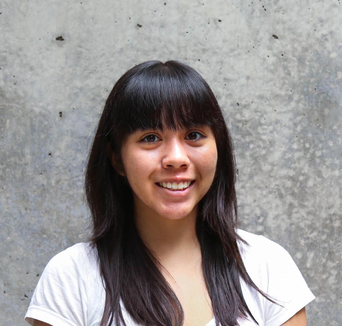 Anastasia Vela, Student Technology Consultant