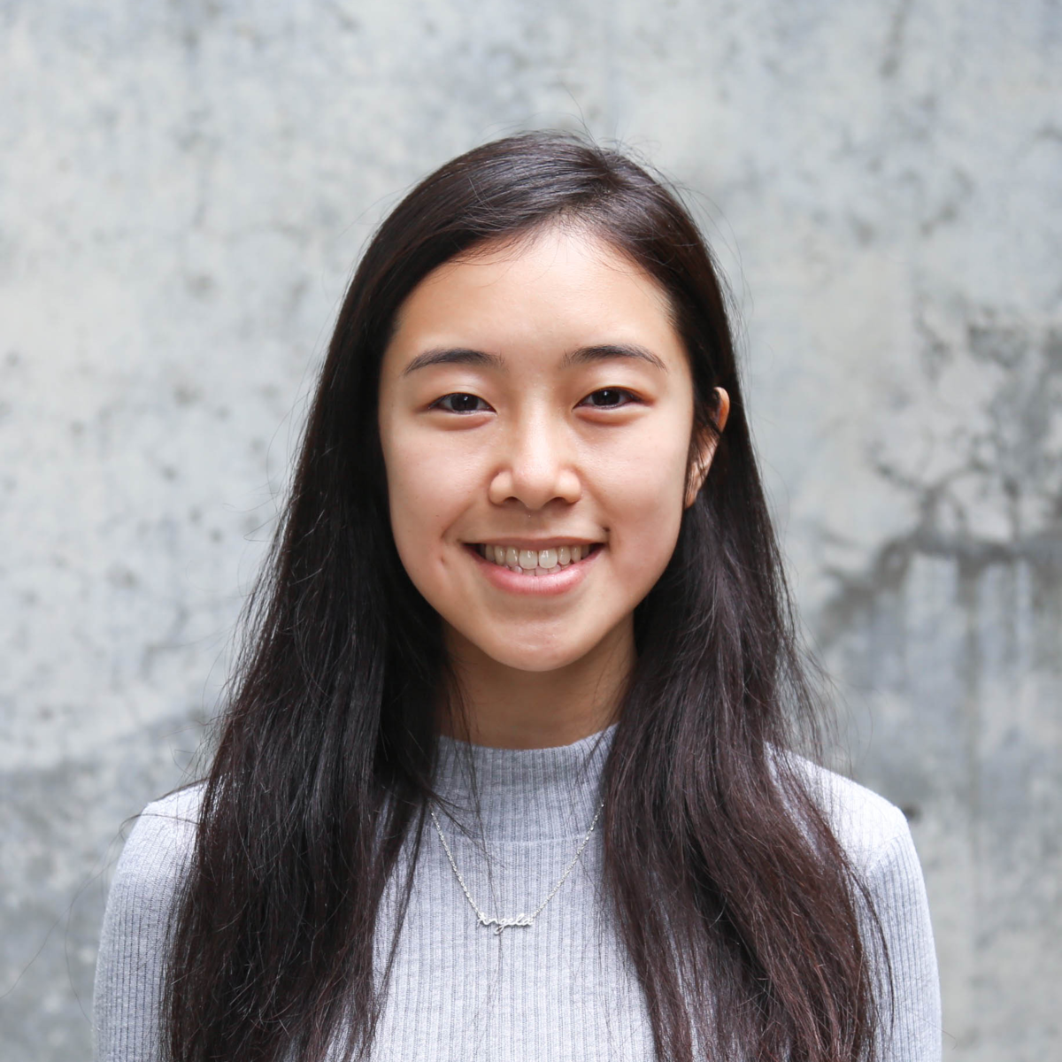 Angela Fong, Outreach and Engagement Lead