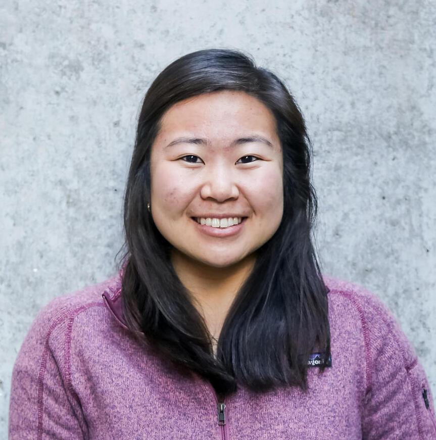 Elizabeth Fung, Lead Desktop Consultant