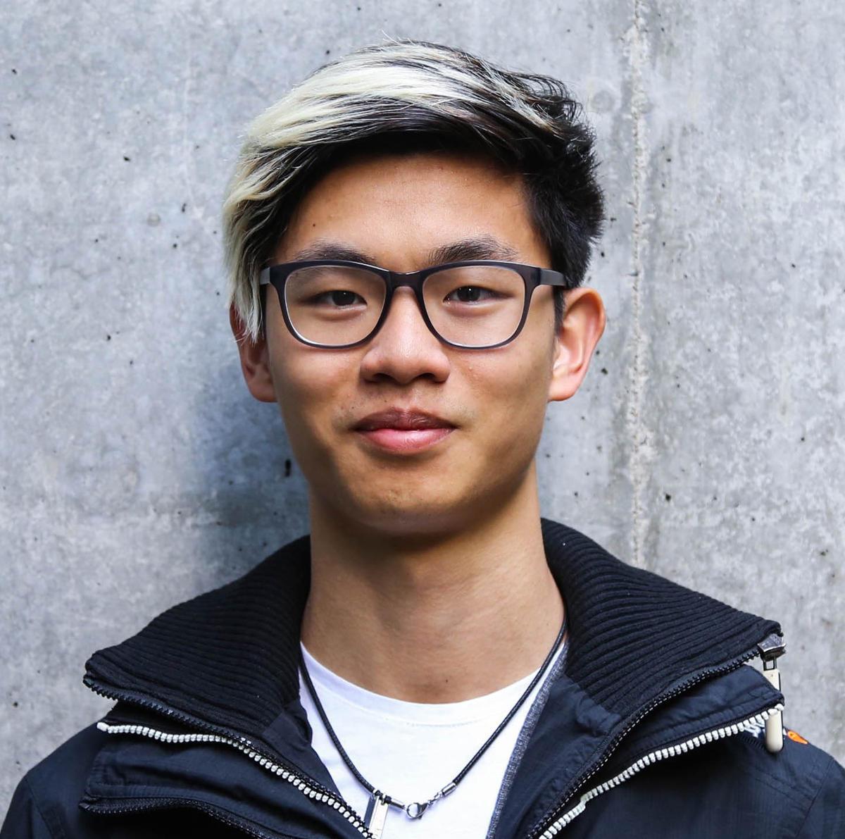 Rex Xu, Lead Network Engineering Assitant