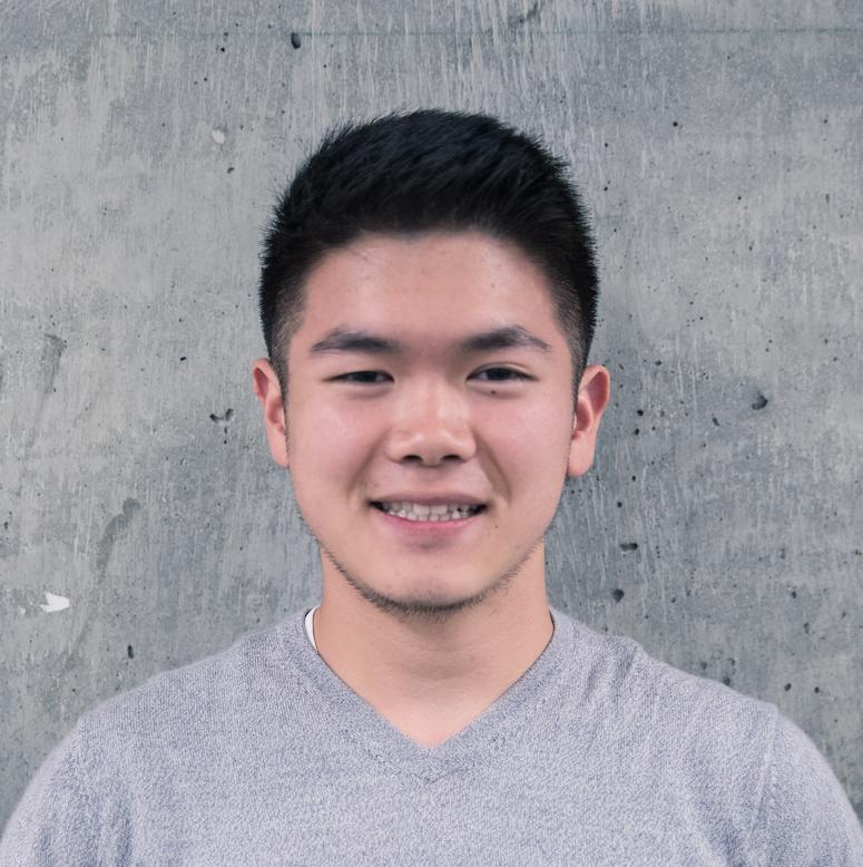 Austin Li, Content and Promotions Coordinator
