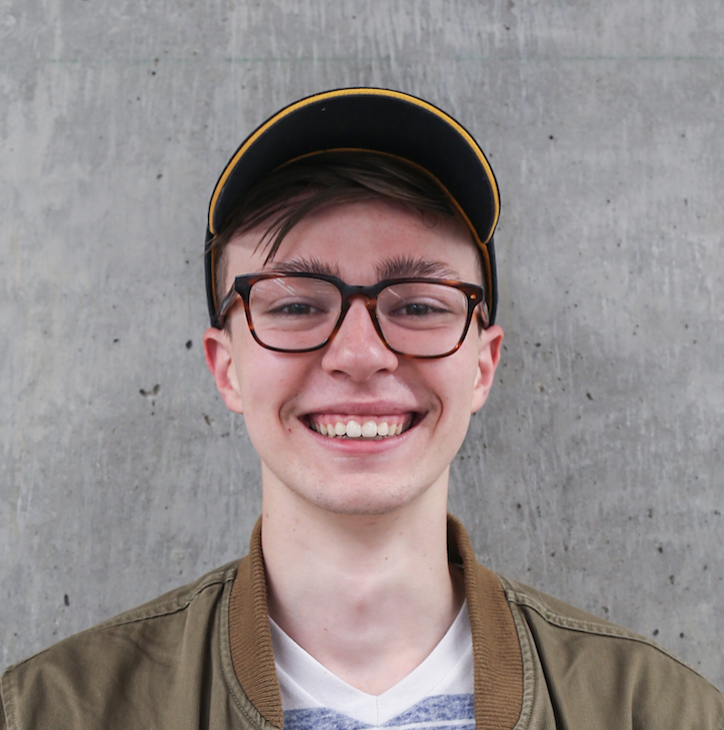 Kyle Kovach, Student Technology Consultant