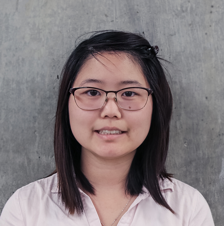 Joyce Yu, Student Technology Consultant