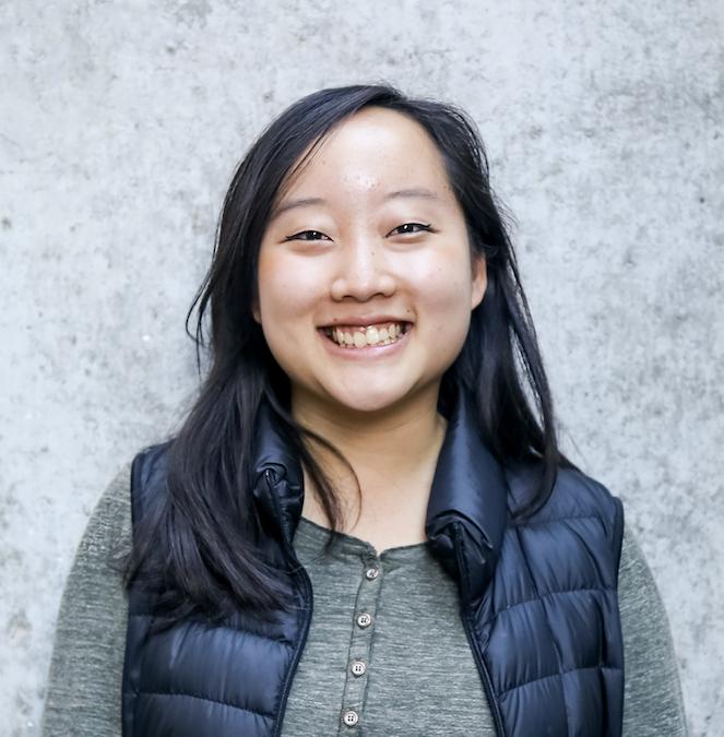 Grace Park, Desktop Consultant