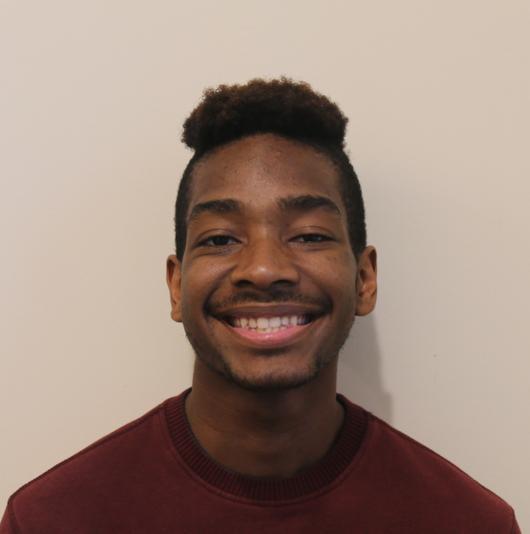 Jordan Haynes, Staff Engagement Coordinator