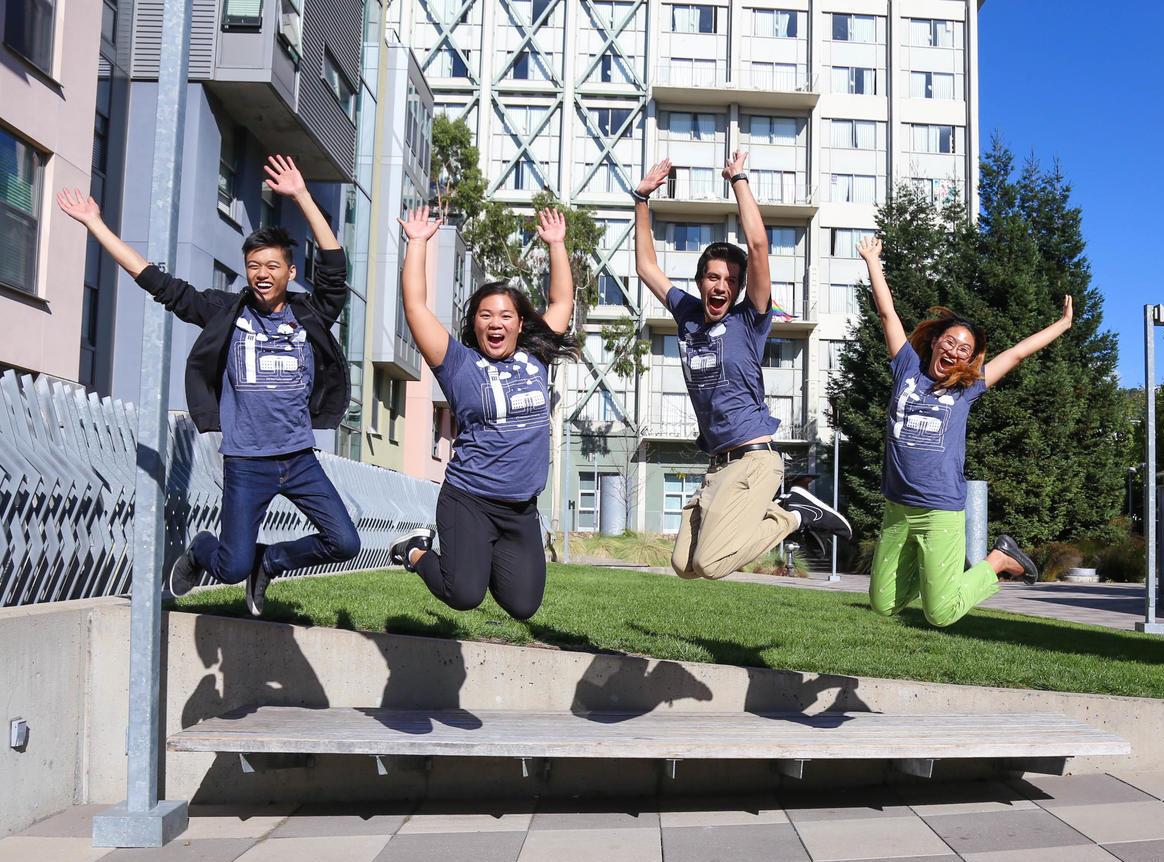 Unix Team Photo
