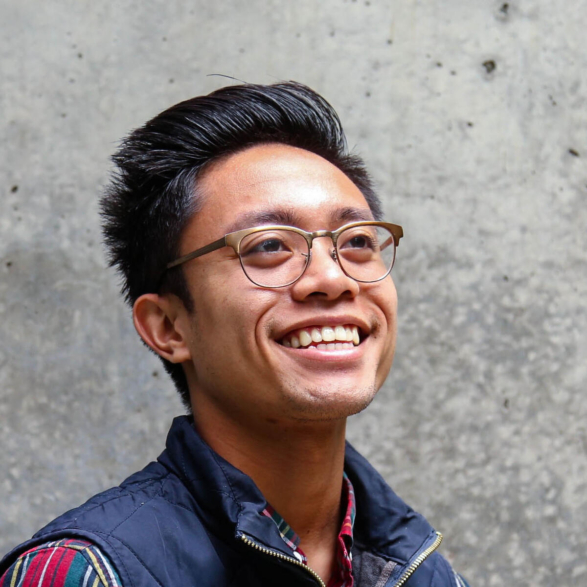 James Zamora, Student Technology Consultant