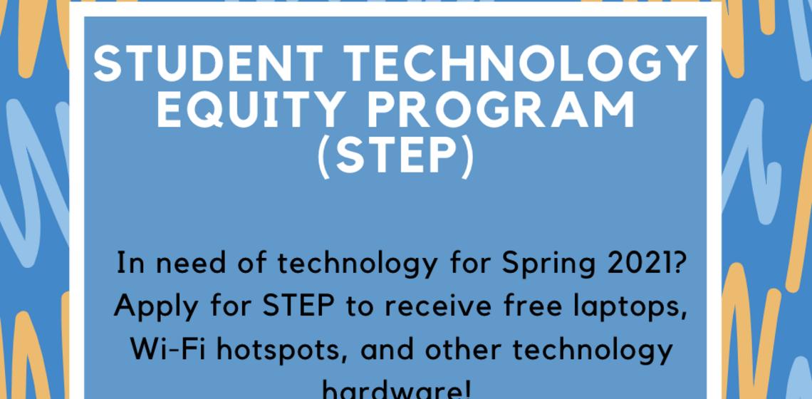 Student Technology Equity Program